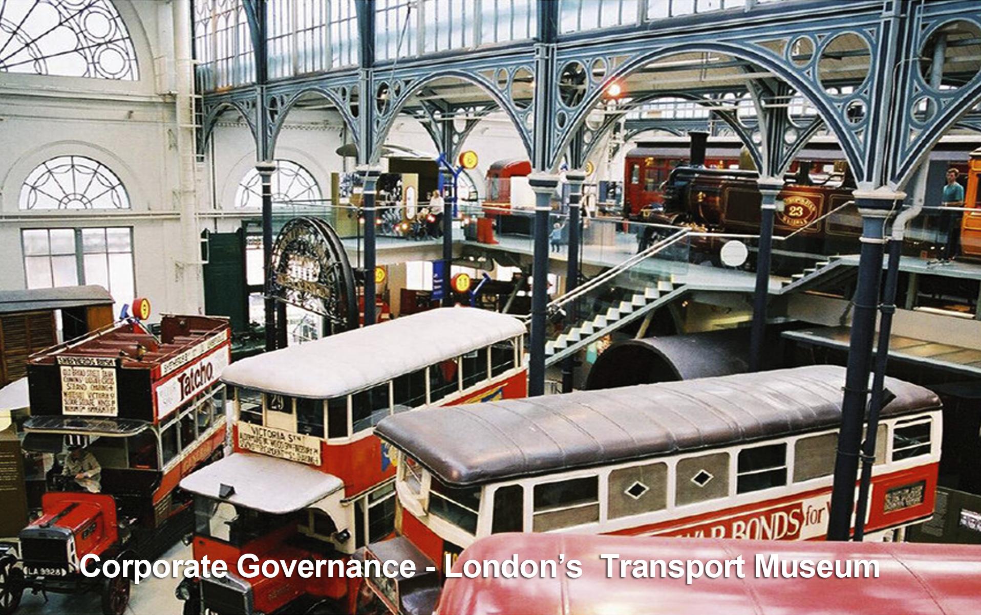 Corporate Governance - London's Transport Museum